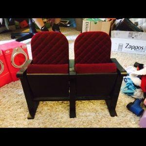 Original American Girl Doll Theater Seats
