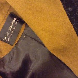 7a1a7ea5c93f David Benjamin Jackets   Coats - Vintage 80 s Designer Swing Coat