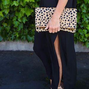 Handbags - 💥ITS BACK!!! 💥 Lily Leopard Clutch