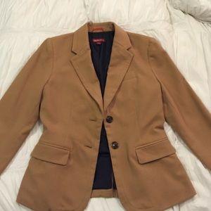 Merona Jackets & Blazers - Women's Merona Camel Blazer