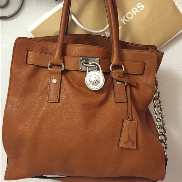 34c16c719846 M 564feba0291a359631006361. Other Bags you may like. Michael Kors Hamilton  Leather handbag