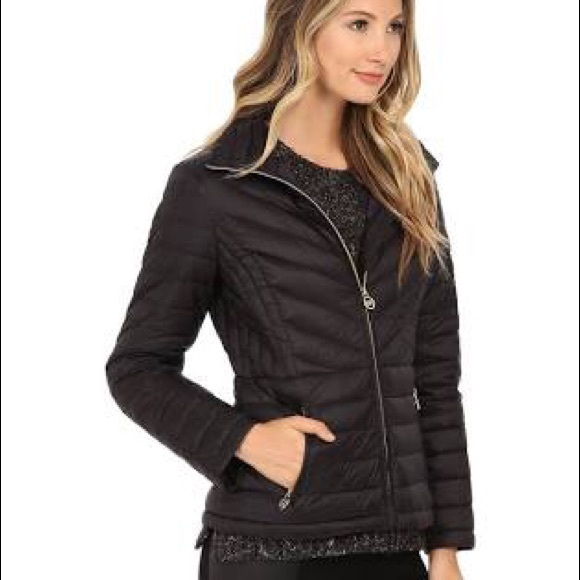 a81d58431187 NWT Michael Kors Packable Down Jacket