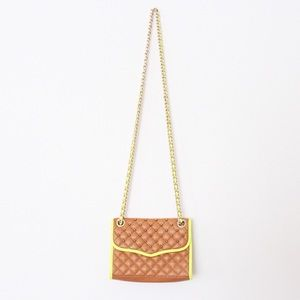 Rebecca Minkoff Mini Affair Studded Quilted Bag