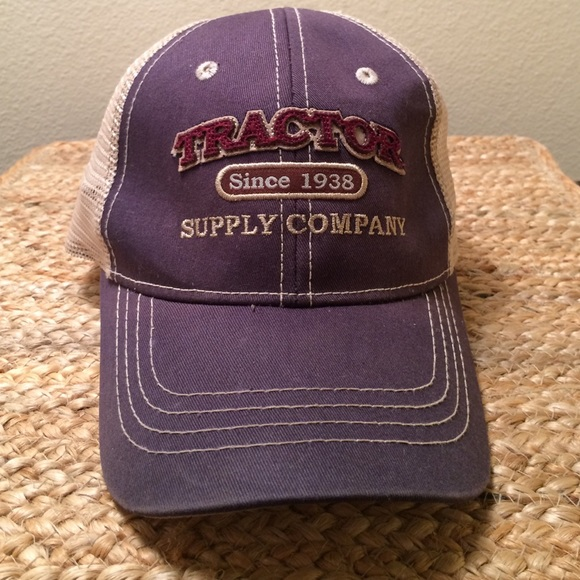 a2035e0bad3 Tractor Supply Co. Genuine Mesh Baseball Cap Hat. M_564ff6d201985ed25c015d2b