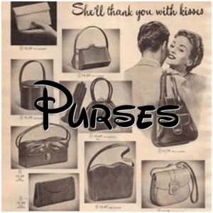 Purses👜Clutches👝Wristlets 💼Bags👛Wallets🎒Totes