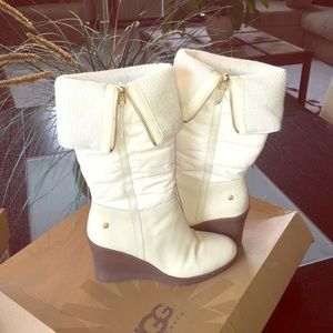 UGG Shoes - Leona boots by UGGS