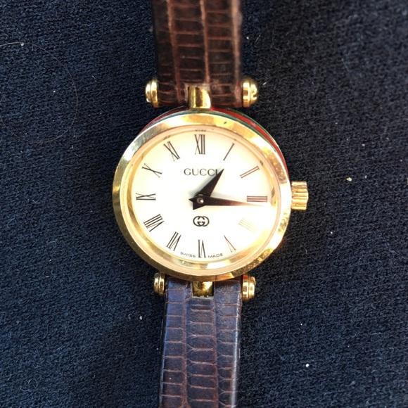 0ccd7a66f Gucci Accessories | Vintage Watch Marking It Down Ladies | Poshmark