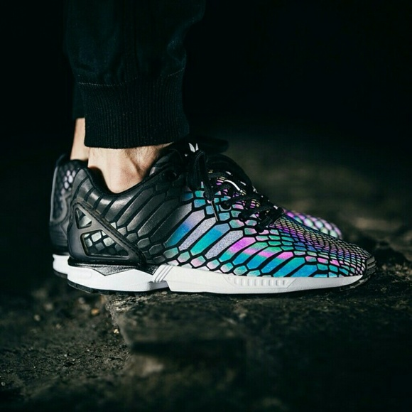 the best attitude aa829 7f30f ADIDAS ZX FLUX XENO! Men 9.5 Wom s 11