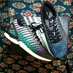 best loved c4b16 4582c Adidas Shoes - ADIDAS ZX FLUX XENO! Men 9.5 Wom s 11