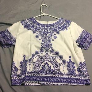 wanelo Tops - 2 piece outfit deeac3a26