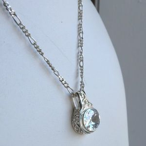 Sterling Jewelry - Sterling Necklace