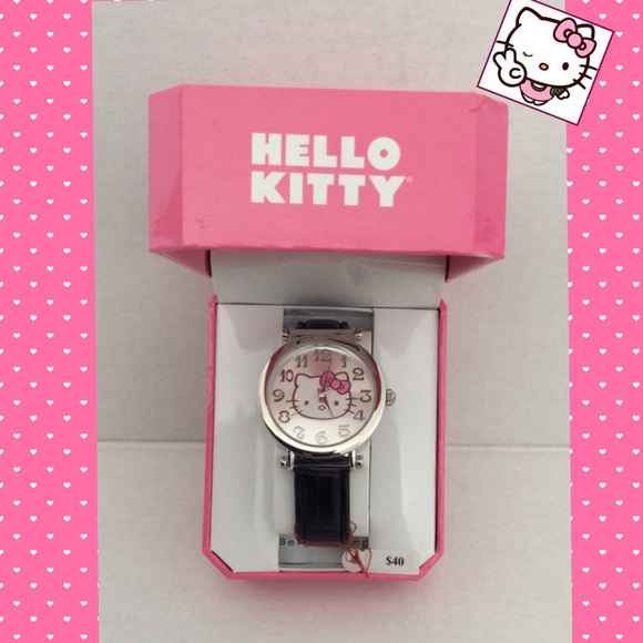60 off hello kitty jewelry hello kitty watch from