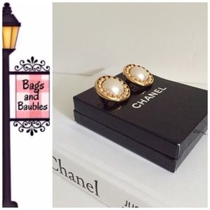 ARRIVING SOON: CHANEL Vintage Clip-On Earrings