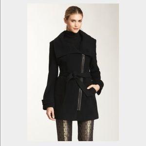 84% off Cole Haan Jackets & Blazers - Cole Haan asymmetrical wool ... : cole haan leather jacket diamond quilted - Adamdwight.com