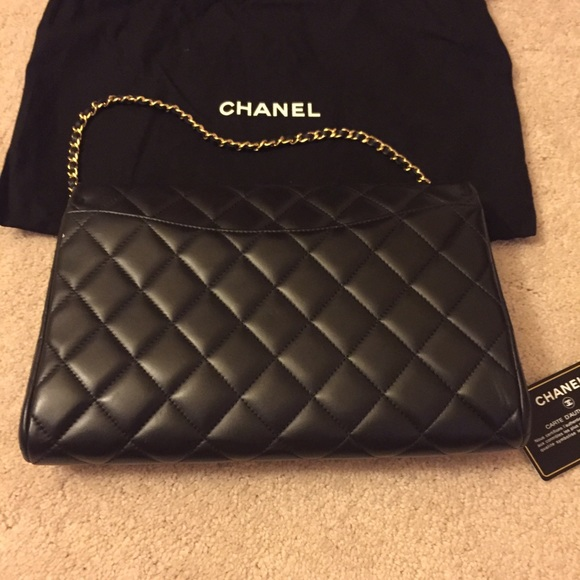 bf4eef21c521 CHANEL Bags | Timeless Clutch Please See Other Post | Poshmark