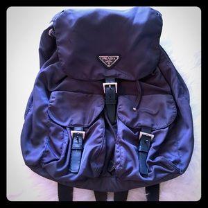 79% off Prada Handbags - Prada Nylon Backpack from Elle\u0026#39;s closet ...