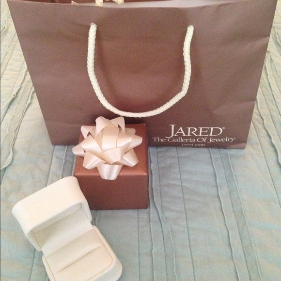 77 off Jared Bags Bag Ring Box And Gift Box Poshmark