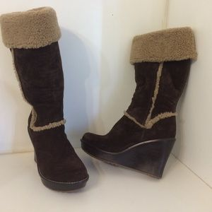 Ugg aubrie boots