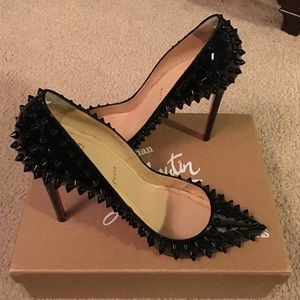 christian louboutin size 42 shoes