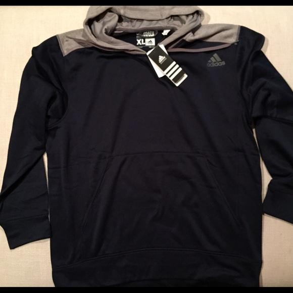 adidas fleece ultimate hoodie