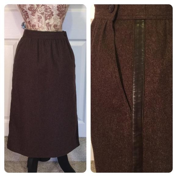 90 escada dresses skirts escada wool skirt with