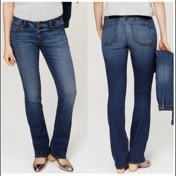 83% off LOFT Denim - LOFT Modern Bootcut Jeans from Angie's closet ...
