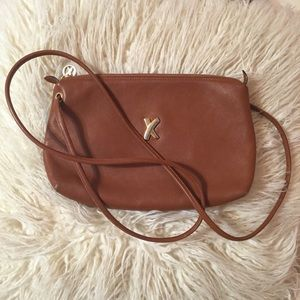 paloma Picasso Italian leather vintage purse