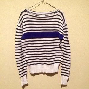 Jones New York Sweaters - Jones New York striped sweater