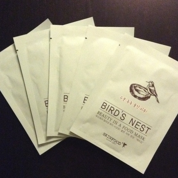 🐦❤️SKINFOOD Bird's Nest Face Mask❤️🐦 NWT