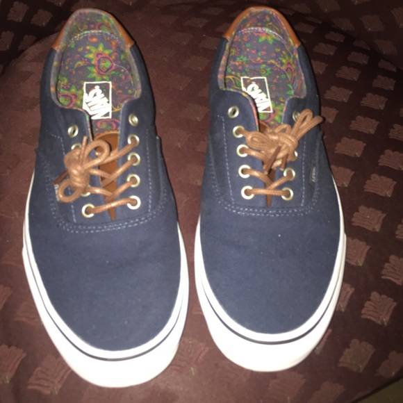 vans new era shoes