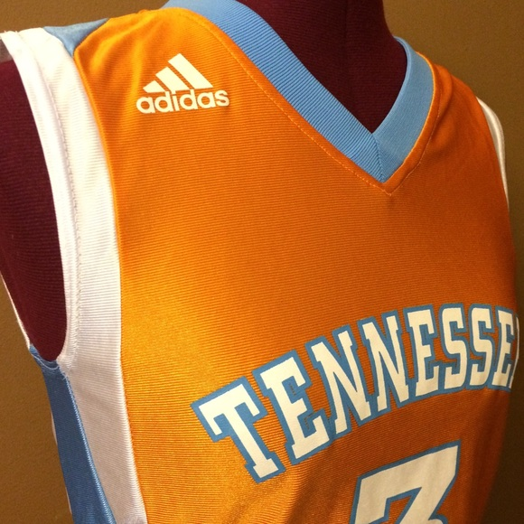 huge selection of 72fae ec19d ADIDAS Tennessee Lady Vols Basketball Jersey #3