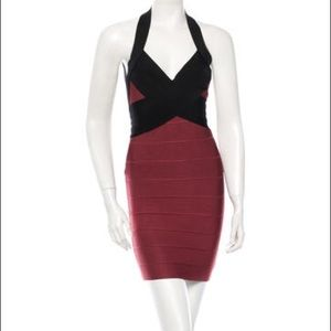 Herve Leger Bandage Dress XS