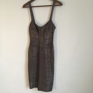 REDUCED! Herve Leger Bandage Dress XS