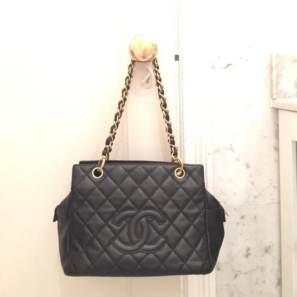 29ed9e8991c6 CHANEL Handbags - Chanel Petite Timeless Tote (Petite Shopper)