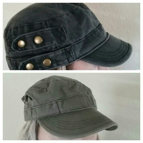 Accessories - 2 Military - inspired hats 51125052853
