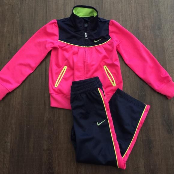 Nike Girls Tracksuits