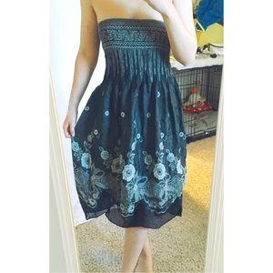 💥SALE💥🌻NWOT Lapis boho skirt/dress🌻