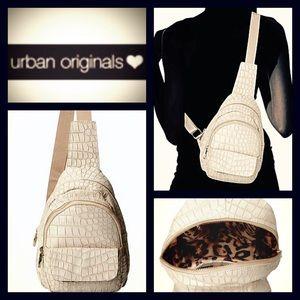 %Sale% Urban Original's Rwy Croc-embossed B-pack