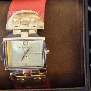 Michael Kors ladies bracelet watch