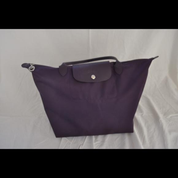 Longchamp Handbags - Longchamp  Le Pliage Neo - Large  Tote Used 11178a6d262e9
