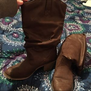 Shoes - 🎉🎉Dark brown Boots🎉🎉