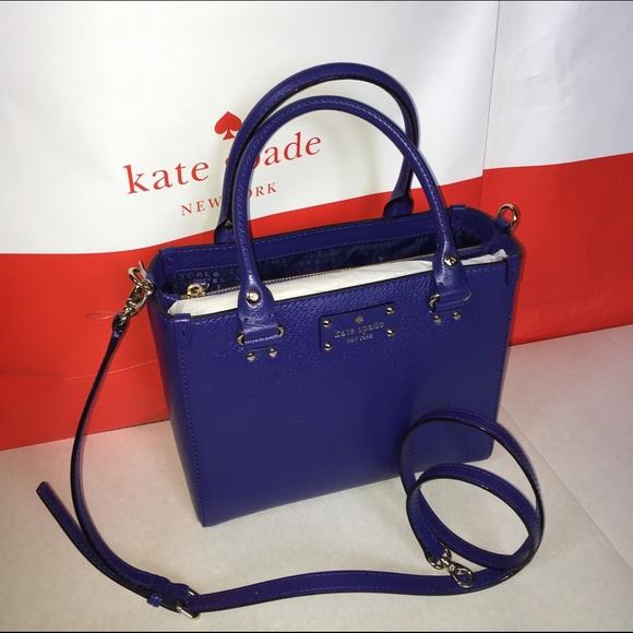 NWT Kate Spade Small Quinn Handbag 04f49fd92ddb7