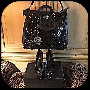 Dolce & Gabbana Shoes - Stunning Dolce & Gabbana black patent heels