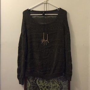 Lightweight knit H&M sweater
