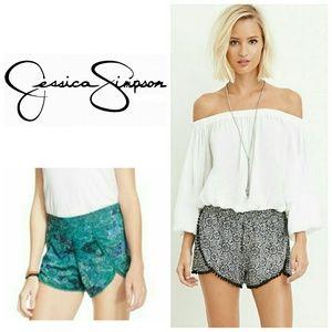 Jessica Simpson Petal Shorts