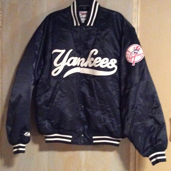 Majestic Other - Authentic Majestic Yankees Jacket men s a86e2aa74ad7