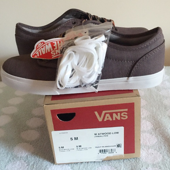 vans shoes women size 5