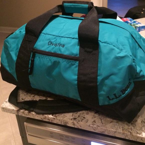 L.L. Bean Bags   Llbean Adventure Duffle   Poshmark 53611e4483