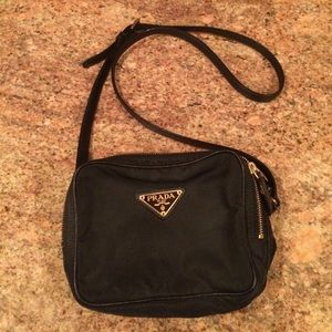 56% off Prada Handbags - Prada Black Crossbody from Candace\u0026#39;s ...
