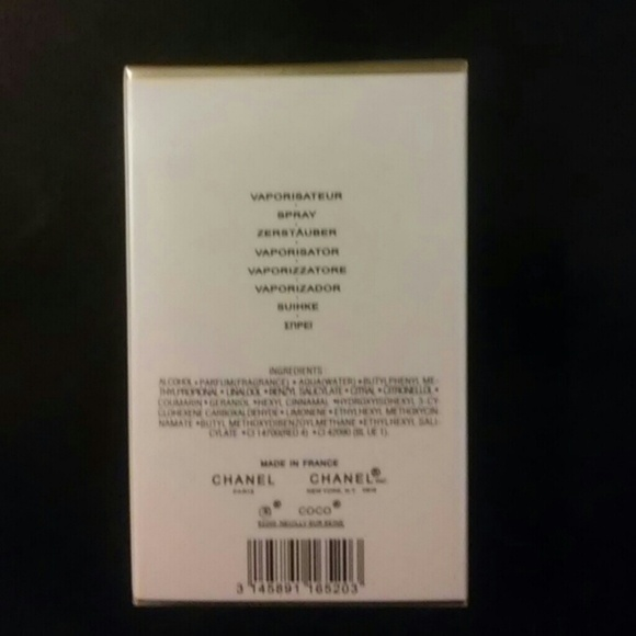 coco chanel Makeup - New COCO chanel mademoiselle